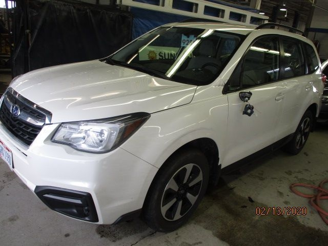 Subaru Forester- Front End Repair