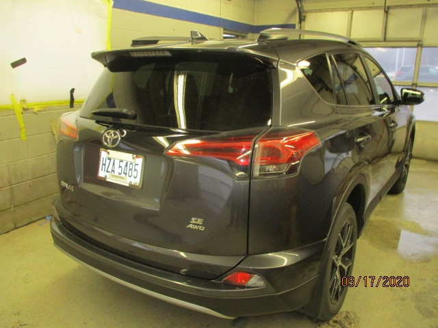 Toyota RAV4 After Repair Back Right View