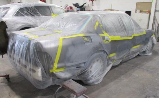 Lexus LS-400 Mid Restoration Right Side View