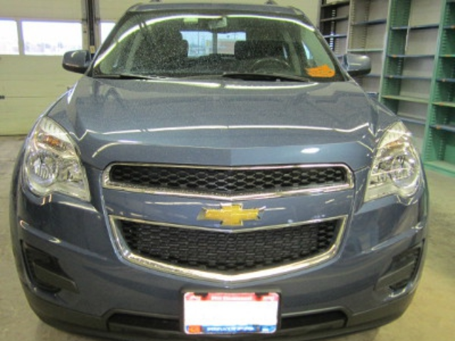 Chevy Equinox After Repair Front View