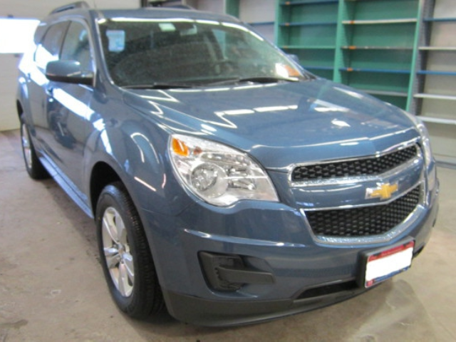 Chevy Equinox After Repair Front Right View