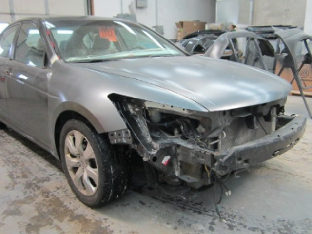 Honda Accord Mid-Repair Front Right View