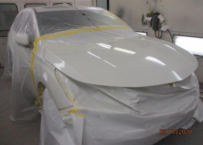 Final Photo After Repair- Honda Accord