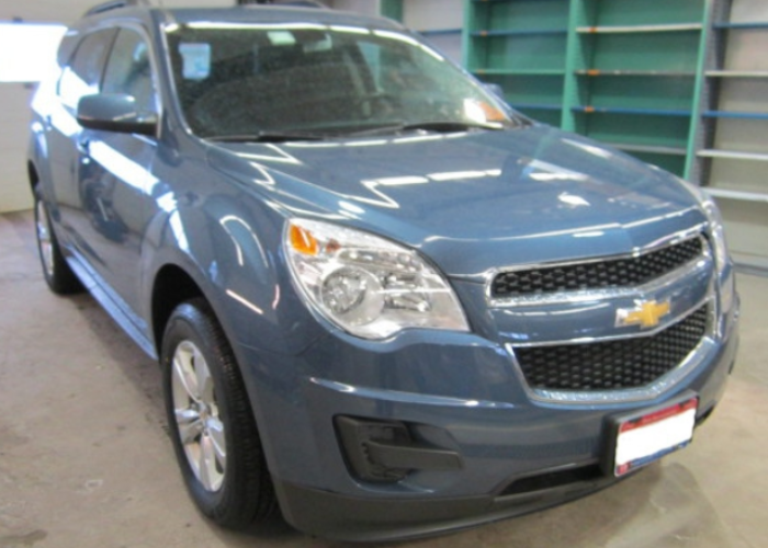 Final Photo After Repair- Chevy Equinox