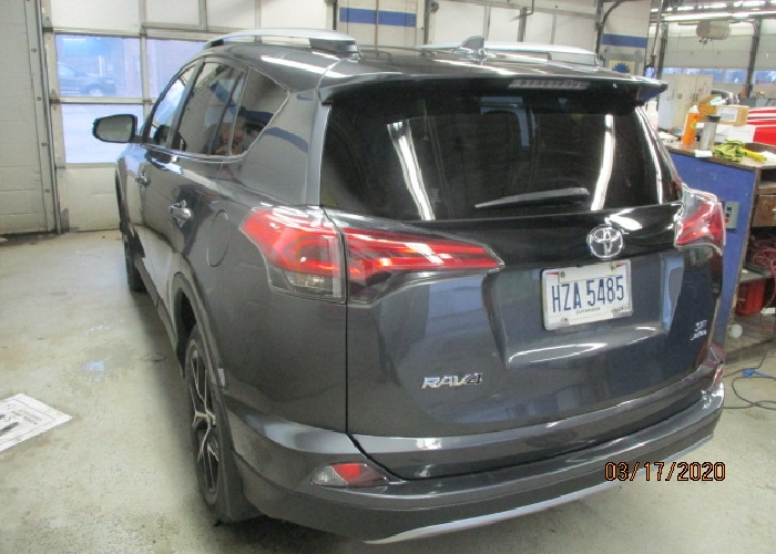 Final Photo After Repair- Toyota RAV4